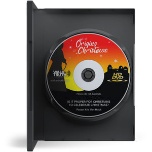 The Origins of Christmas - DVD FORMAT