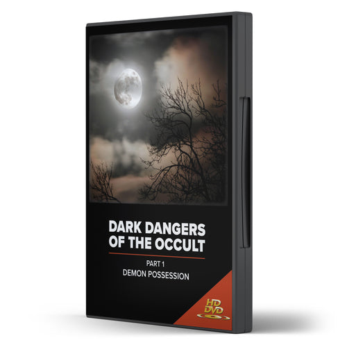 DVD FORMAT - Dark Dangers of the occult