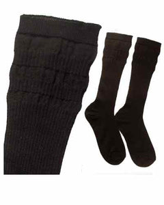 Exselle Comfort Top Socks for Full Calves.