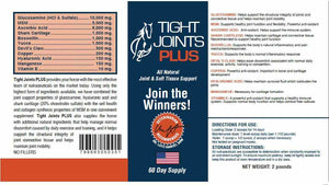 Tight Joints Plus for Horses - 2LB