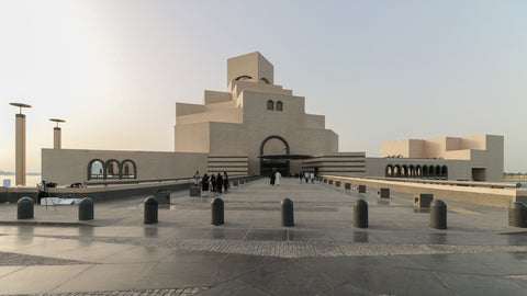 The Museum of Islamic Art by I.M. Pei