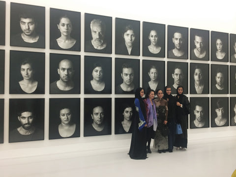 Opening by Shirin Neshat at Mathaf Museum