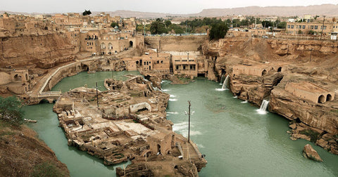 Shushtar Ancient Hydraulic System