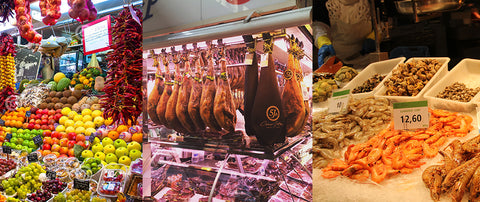 The Boqueria Food Market
