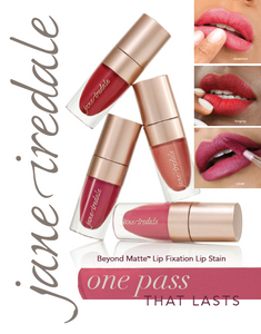 BEYOND MATTE LIP FIXATION LIP STAIN - Totally Refreshed Steam and Spa