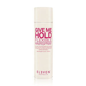 ELEVEN Australia - Give Me Hold Flexible Hairspray 400ml - Totally Refreshed Steam and Spa