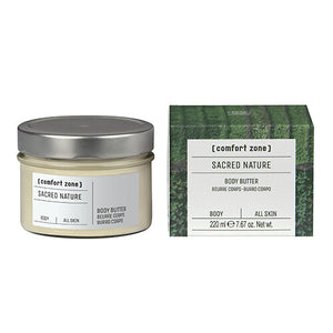 Sacred Nature 2.0 Body Butter - Comfort Zone - Totally Refreshed Steam and Spa