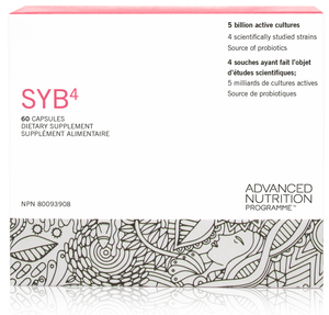 SYB4 Probiotic - Advanced Nutrition - Totally Refreshed Steam and Spa
