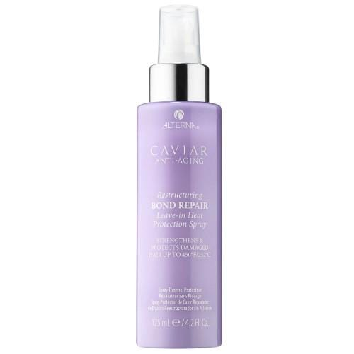 Alterna Caviar Bond Repair Heat Protection Spray 4.2oz - Totally Refreshed Steam and Spa