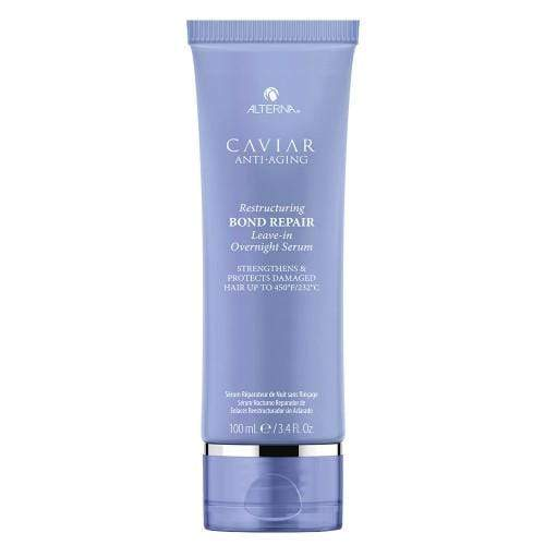 Alterna Caviar Bond Repair Leave-In Overnight Serum 3.4oz - Totally Refreshed Steam and Spa
