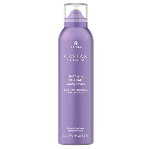 Alterna Caviar Volume Styling Mousse 8.2oz - Totally Refreshed Steam and Spa