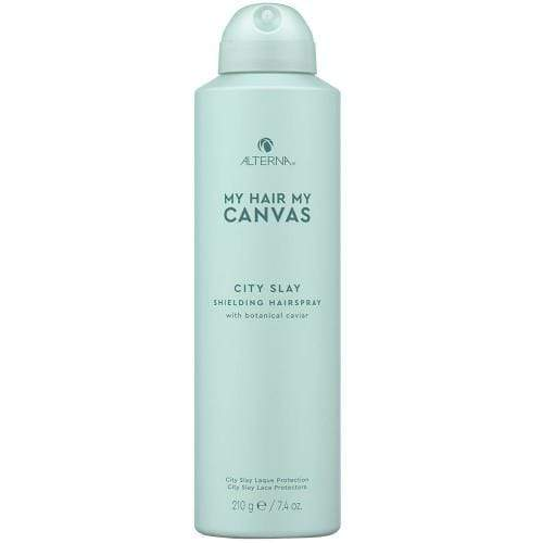 Alterna My Hair My Canvas City Slay Shielding Hairspray 7.4oz - Totally Refreshed Steam and Spa