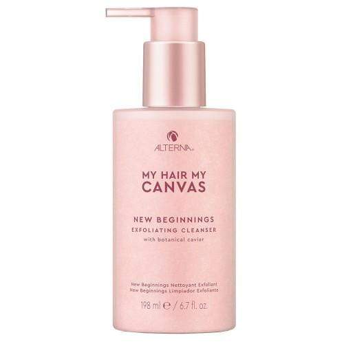 ALTERNA HAIR 6.7oz Alterna My Hair My Canvas New Beginnings Exfoliating Cleanser