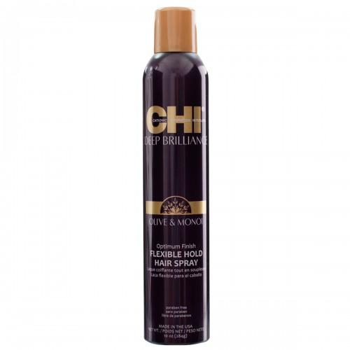 CHI Deep Brilliance Flexible Hold Spray - Totally Refreshed Steam and Spa