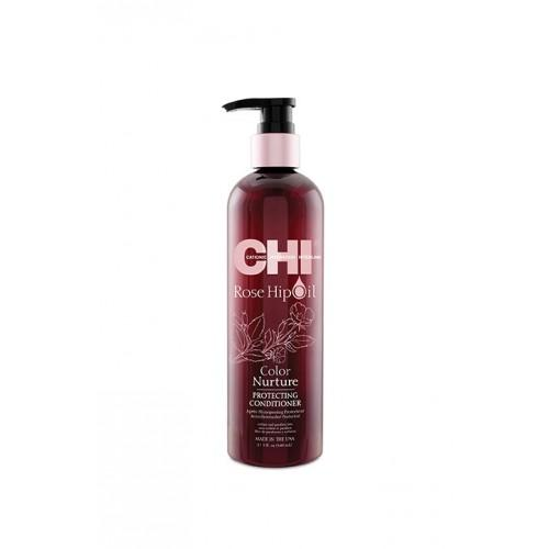 CHI HAIR 12 oz CHI Rose Hip Oil Protecting Conditioner
