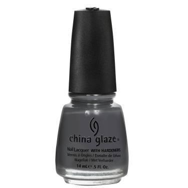 Concrete Catwalk - China Glaze - Totally Refreshed Steam and Spa