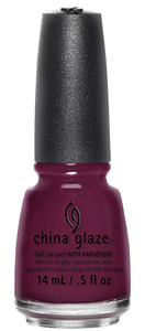Purr-fect Plum - China Glaze - Totally Refreshed Steam and Spa