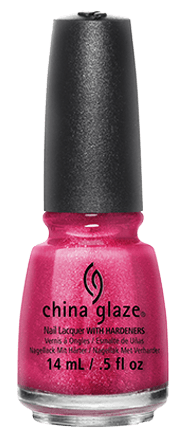 Strawberry Fields - China Glaze - Totally Refreshed Steam and Spa