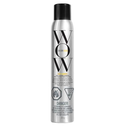Color Wow Cult Favorite Firm Flexible Hairspray 10oz - Totally Refreshed Steam and Spa