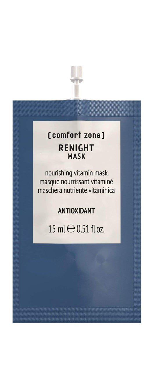 Renight Pocket Mask - Comfort Zone - Totally Refreshed Steam and Spa
