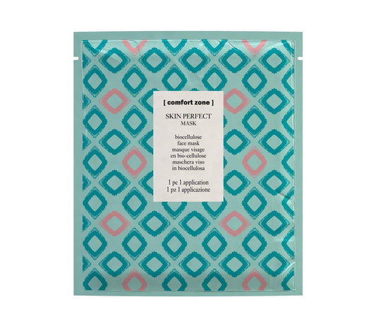 Skin Perfect Sheet Mask - Comfort Zone - Totally Refreshed Steam and Spa