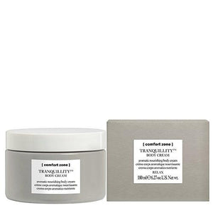 Tranquillity Body Cream - Comfort Zone - Totally Refreshed Steam and Spa