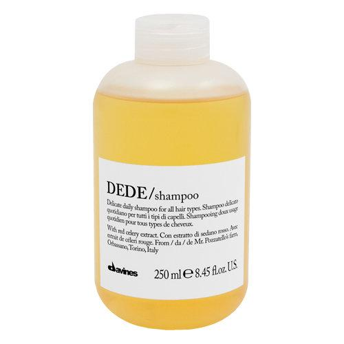 DEDE Delicate Shampoo - Totally Refreshed Steam and Spa