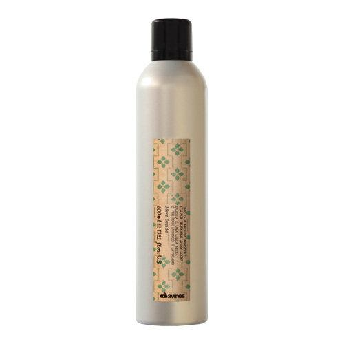 Medium Hold Hairspray - DAVINES - Totally Refreshed Steam and Spa