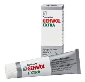 Gehwol Extra Foot Cream - Totally Refreshed Steam and Spa