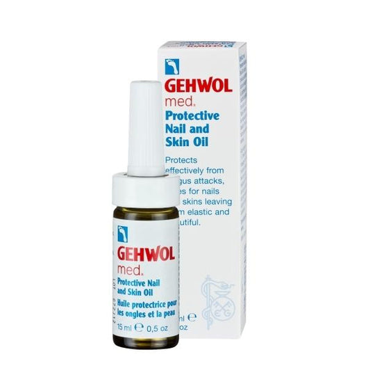 Gehwol Med Protective Nail and Skin Oil - Totally Refreshed Steam and Spa