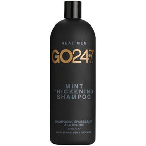 GO 24/7 Mint Thickening Shampoo - Totally Refreshed Steam and Spa