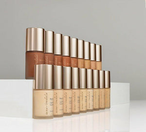 NEW Beyond Matte Liquid Foundation - Totally Refreshed Steam and Spa