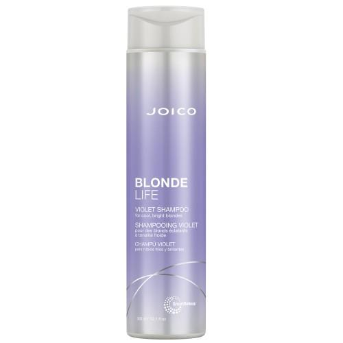 Joico Blonde Life Violet Shampoo - Totally Refreshed Steam and Spa