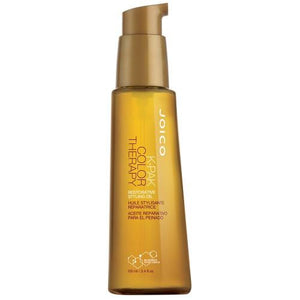 Joico K-Pak Color Therapy Restorative Styling Oil 3.4oz - Totally Refreshed Steam and Spa