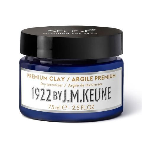 1922 by J.M. Keune Premium Clay 2.5oz - Totally Refreshed Steam and Spa