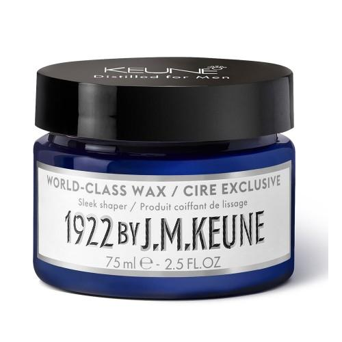 1922 by J.M. Keune World Class Wax 2.5oz - Totally Refreshed Steam and Spa