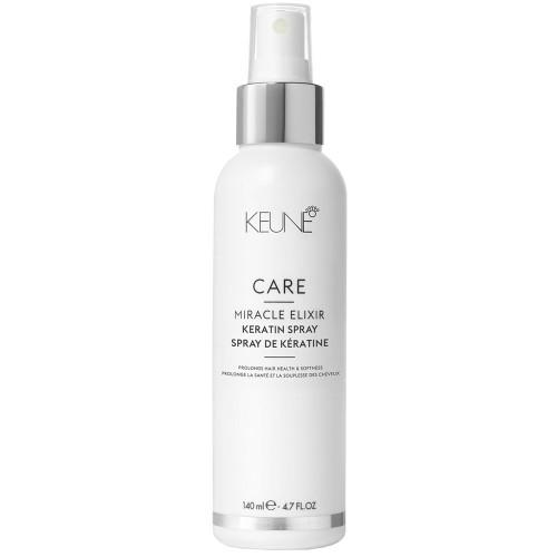 Keune Care Miracle Elixir Keratin Spray 4.7oz - Totally Refreshed Steam and Spa