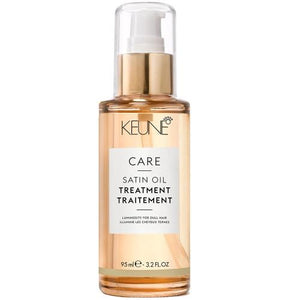 Keune Care Satin Oil Treatment 3.2oz - Totally Refreshed Steam and Spa
