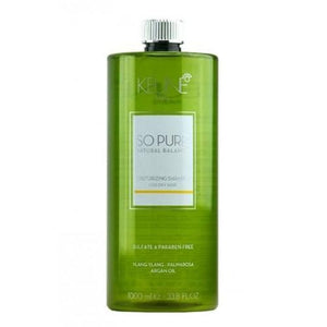 Keune So Pure Moisturizing Shampoo - Totally Refreshed Steam and Spa