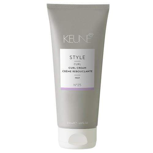 Keune Style Curl Cream 6.8oz - Totally Refreshed Steam and Spa