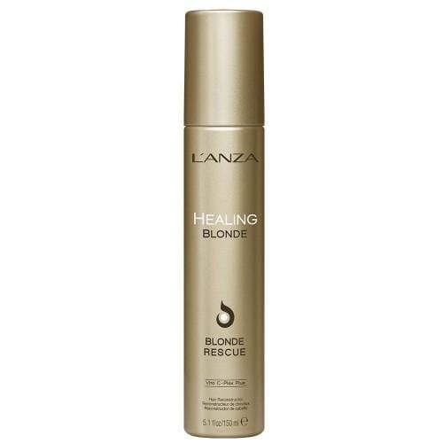 Lanza Healing Blonde Rescue Reconstructor 5.1oz - Totally Refreshed Steam and Spa