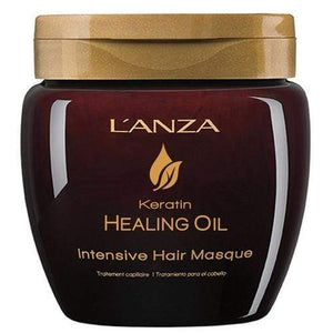 Lanza Keratin Healing Oil Intensive Hair Masque 7.1oz - Totally Refreshed Steam and Spa