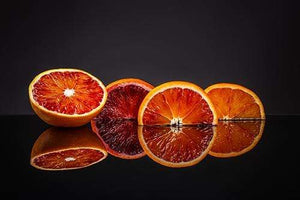 BLOOD ORANGE ESSENTIAL OIL - Totally Refreshed Steam and Spa
