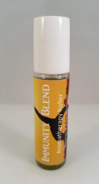 Immunity Blend Aromatherapy Roll-On - Totally Refreshed Steam and Spa