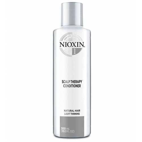 Nioxin System 1 Scalp Therapy Conditioner - Totally Refreshed Steam and Spa