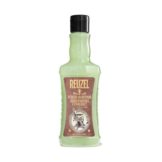 Reuzel Scrub Shampoo - Totally Refreshed Steam and Spa