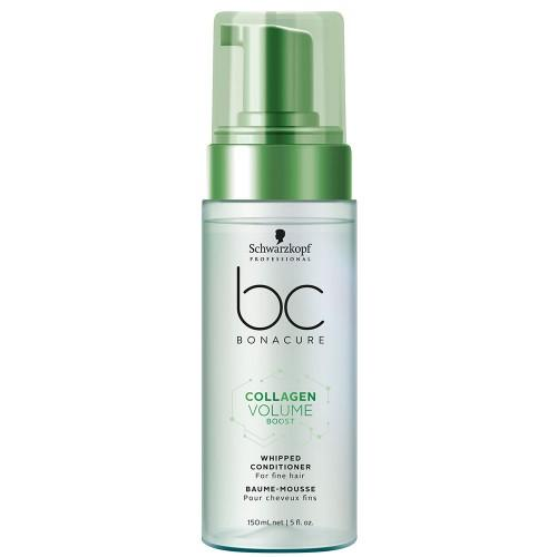 BC Bonacure Collagen Volume Boost Whipped Conditioner 5.1oz - Totally Refreshed Steam and Spa