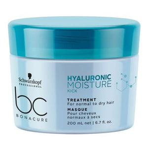 BC Bonacure Hyaluronic Moisture Kick Treatment - Totally Refreshed Steam and Spa