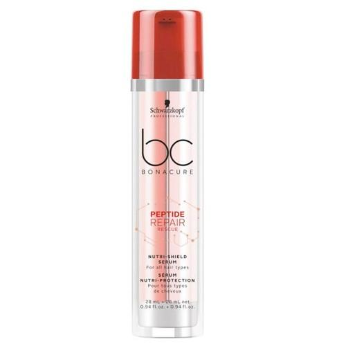 BC Bonacure Peptide Repair Rescue Nutri-Shield Serum - Totally Refreshed Steam and Spa