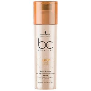 BC Bonacure Q10+ Time Restore Conditioner - Totally Refreshed Steam and Spa